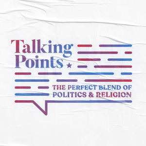 Talking Points Sermon Square Art